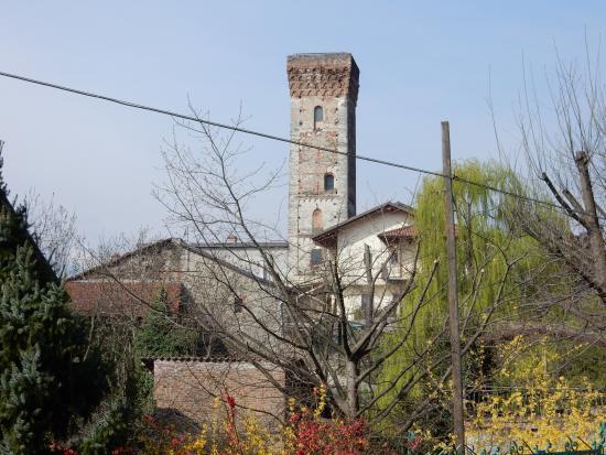 Ricetto e Torre di San Mauro