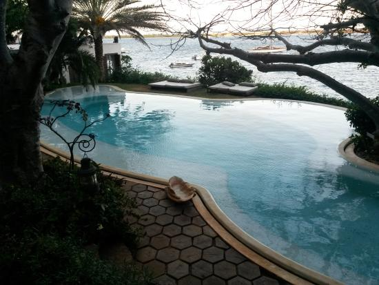 Peponi Hotel: The quiet pool