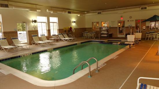 New Buffalo, MI: Swimming Pool