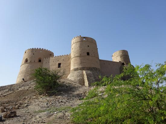 ‪Fujairah Historic Fort‬
