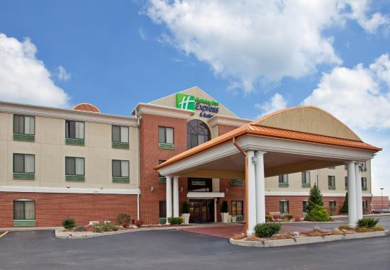 ‪Holiday Inn Express Hotel Shiloh / O'Fallon‬