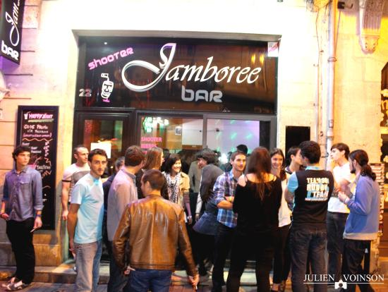 Jamboree Shooters-Bar