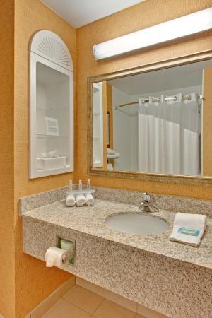 Holiday Inn Express Pinetop: Guest Bathroom
