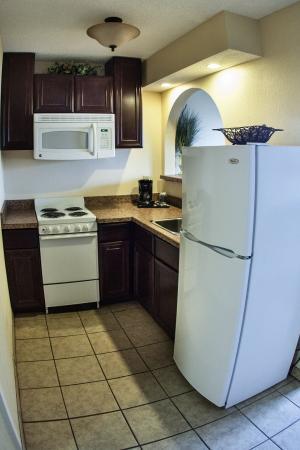 Fargo Inn & Suites: Fargo Inn Kitchen