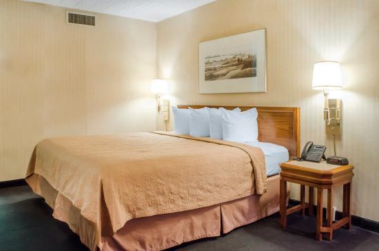Burnham, Pensylwania: Guest room