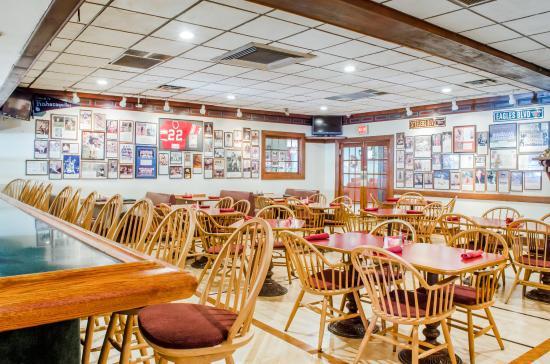 Burnham, Pensylwania: Restaurant