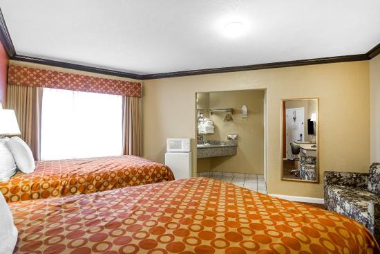 West Sacramento, Kalifornia: Guest Room