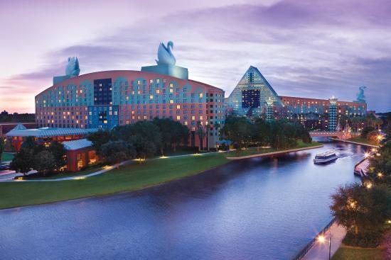 Photo of Walt Disney World Swan and Dolphin Orlando