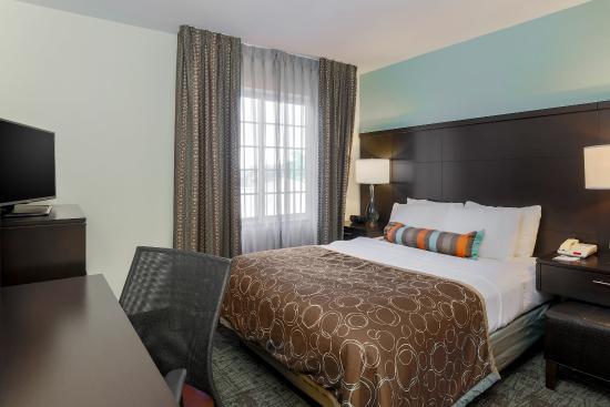 Staybridge Suites Philadelphia - Mt Laurel: Two Bedroom Suite, One Queen Bed