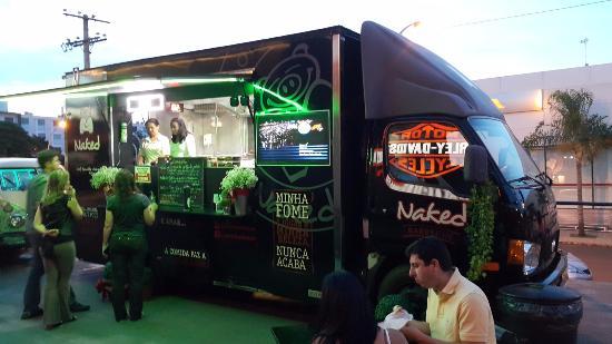 NAKED BARBECUE FOOD TRUCK, Brasília - Comentários de