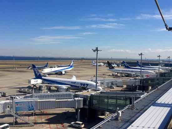 ‪Tokyo International Airport (Haneda) Terminal No2 Observation Deck‬