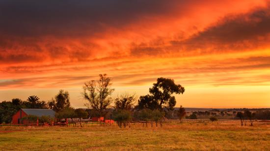 Thaba Manzi Ranch - Cottages at Sunset