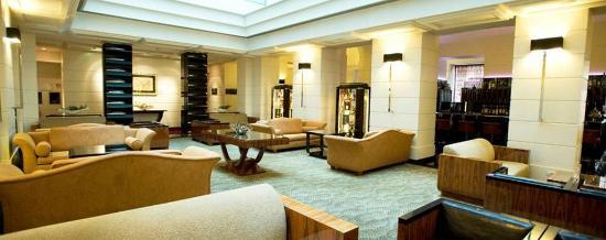 Grand Hotel Via Veneto: Lobby