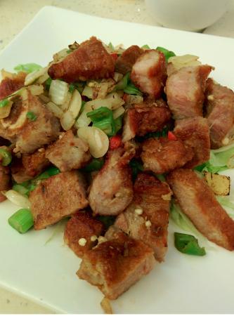 Schweinerippchen mit Pfeffer und Salz - Bild von Flaming Kitchen ...