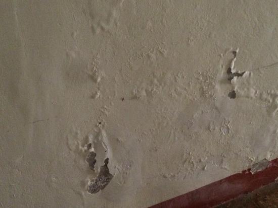 Lai Chau, فيتنام: Hall étage: mur de la chambre