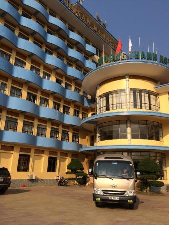 Lai Chau, فيتنام: Extérieur avenant