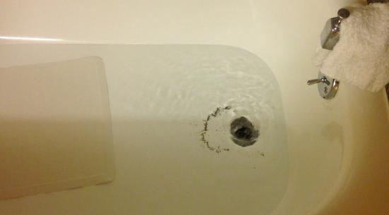 my tub kept spewing up water from the drain and sand was deposited rh tripadvisor com