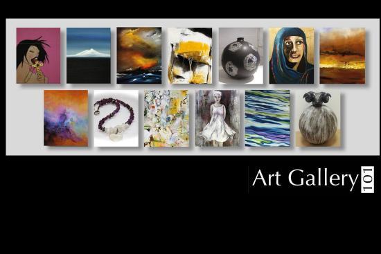 Art Gallery 101