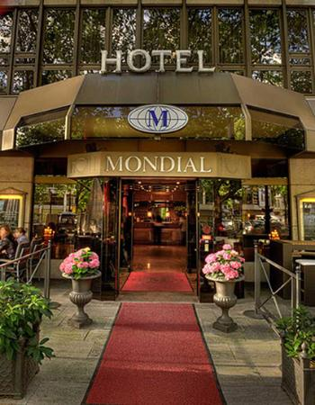 Photo of Hotel Mondial Berlin