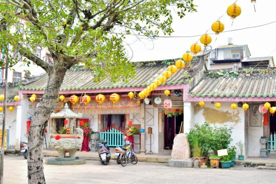 San-Shan Guo-Wang Temple