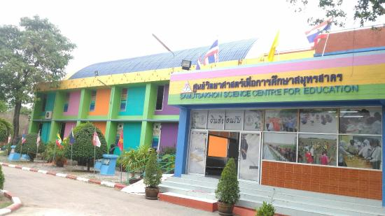 Samut Sakhon Science Centre for Education