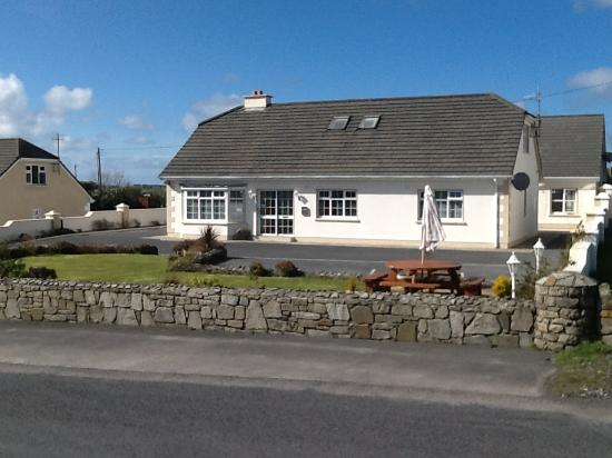 Belmullet, Irlandia: bayview house