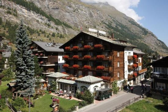 Zermatt Hotels  Sterne
