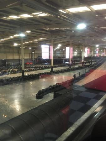 ‪TeamSport Karting Nottingham‬