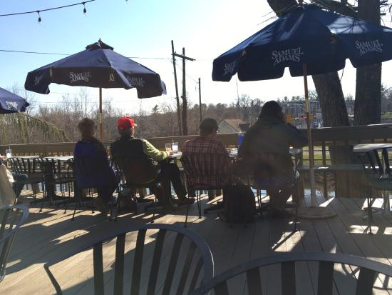 Titusville, Νιού Τζέρσεϊ: Patriot's Crossing