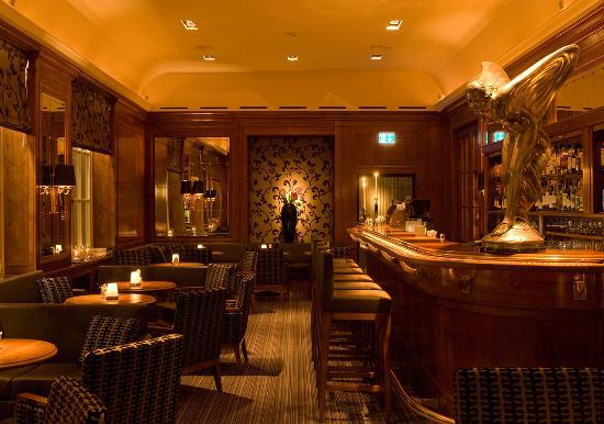 BELLEVUE PALACE Bern : Bellevue Bar