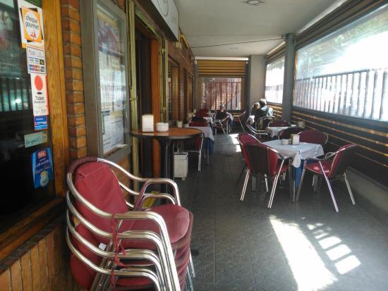 Casa Molins Madrid San Blas Canillejas Restaurant