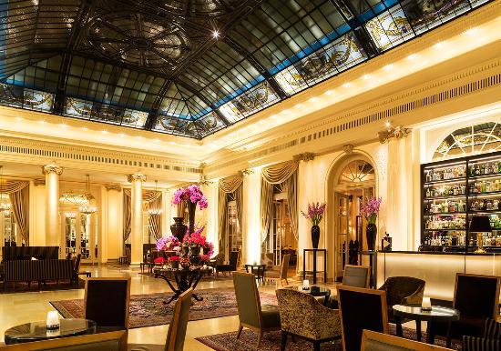 BELLEVUE PALACE Bern : Hotel Bellevue Palace