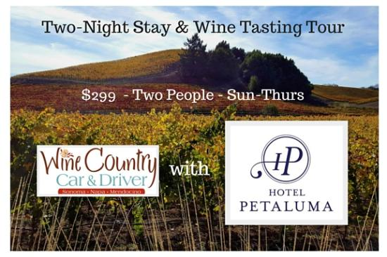 we have a great spring special with hotel petaluma picture of wine rh tripadvisor com