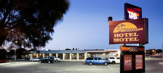 Wintersun Hotel Motel Restaurant