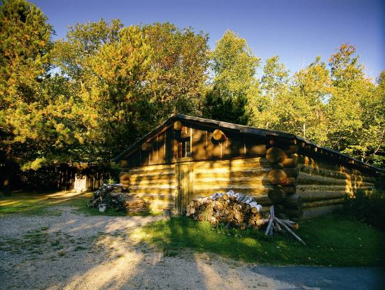 Grand Rapids, MN: Forest History Center bunk house