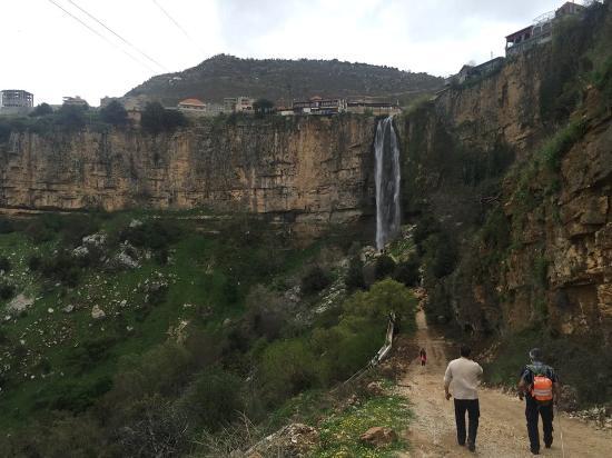 jezzine waterfalll