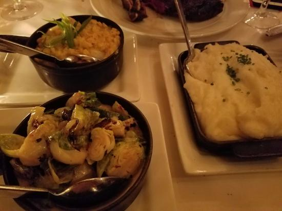 Morristown, Nueva Jersey: side dishes