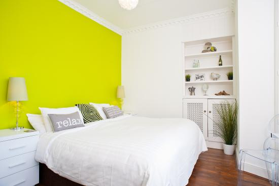 Limehouse: King size bed