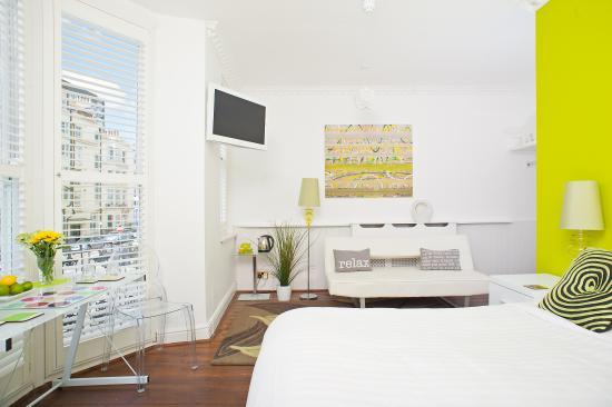 Limehouse: Enjoy the suite