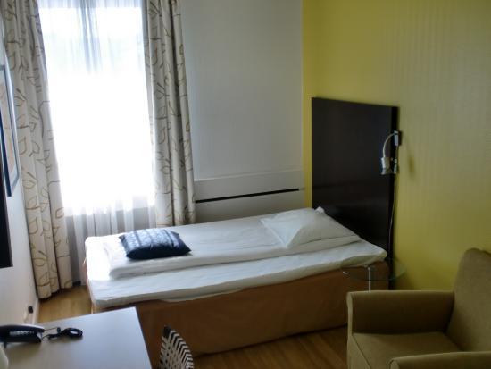 Nova Hotell Kurs & Konferanse: Singleroom
