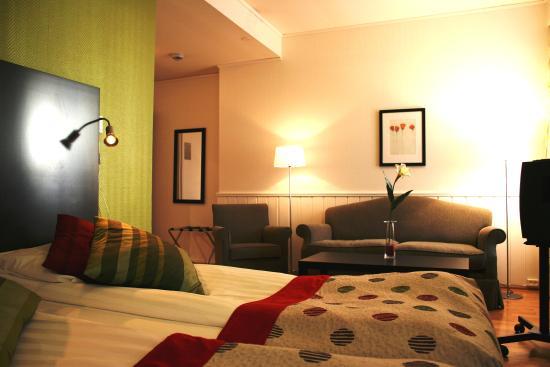 Nova Hotell Kurs & Konferanse: Family room