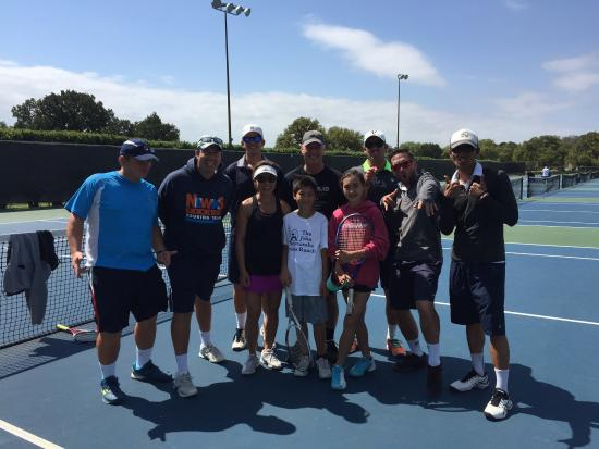 The John Newcombe Tennis Ranch
