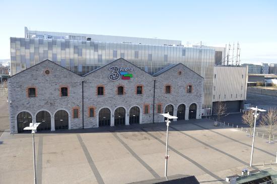 The Gibson Hotel La 3 Arena Difronte All