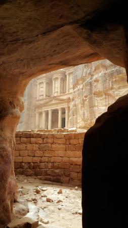 Petra is a famous archaeological site in Jordan     s southwestern     TripAdvisor Petra World Heritage Site  Petra is a famous archaeological site in Jordan     s southwestern desert