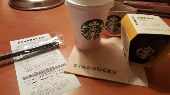 Starbucks Suwon ibis