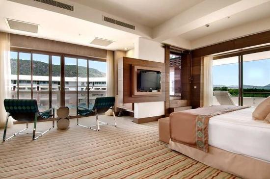 Hilton Dalaman Sarigerme Resort & Spa: Suite