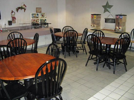Ephraim, Юта: Breakfast Room