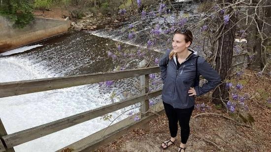Cheraw, Carolina del Sur: Boardwalk hike