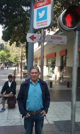 Galeria Santiago Centro