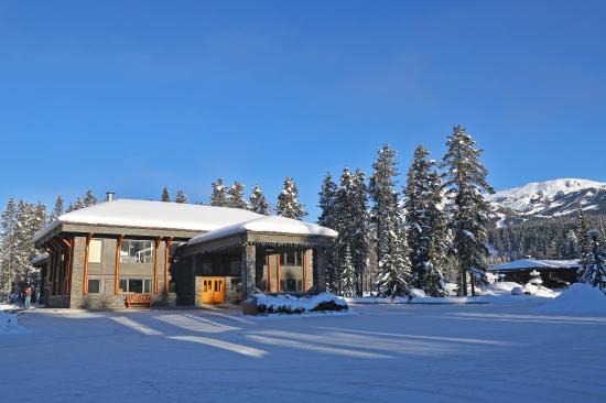 Mountaineer Lodge: Arrive & Unwind